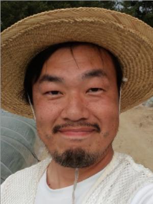 小林直太郎農園|農園代表でありサイト管理人の小林忍の顔写真